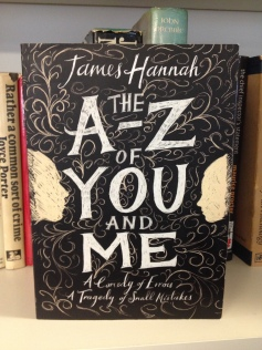 The A-Z OF YOU AND ME REVEAL
