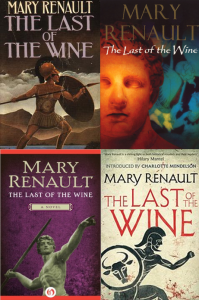 Mary Renault covers